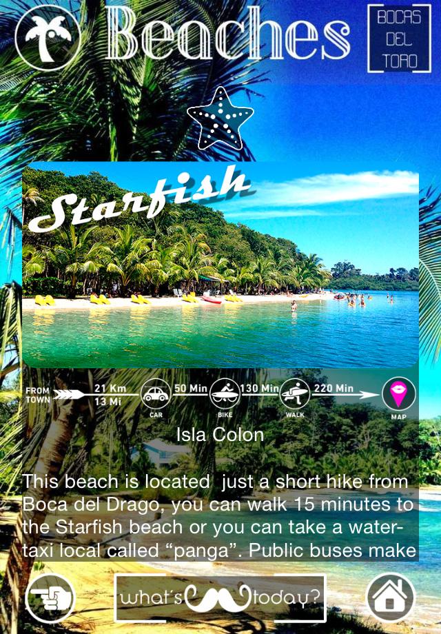 Beaches Info Bocas del Toro