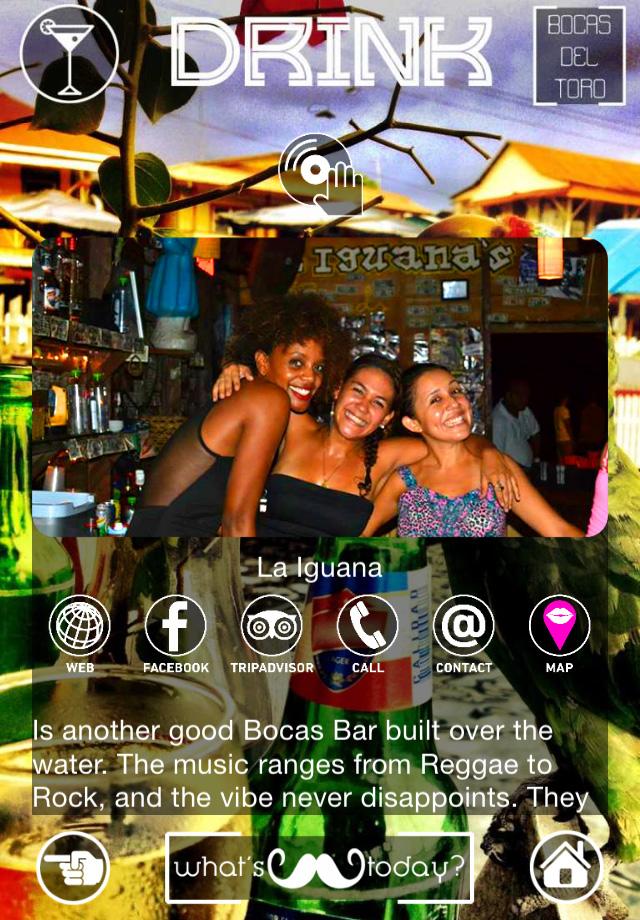 Drink Info Bocas del Toro